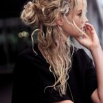 easy-hair-ideas-low-bun