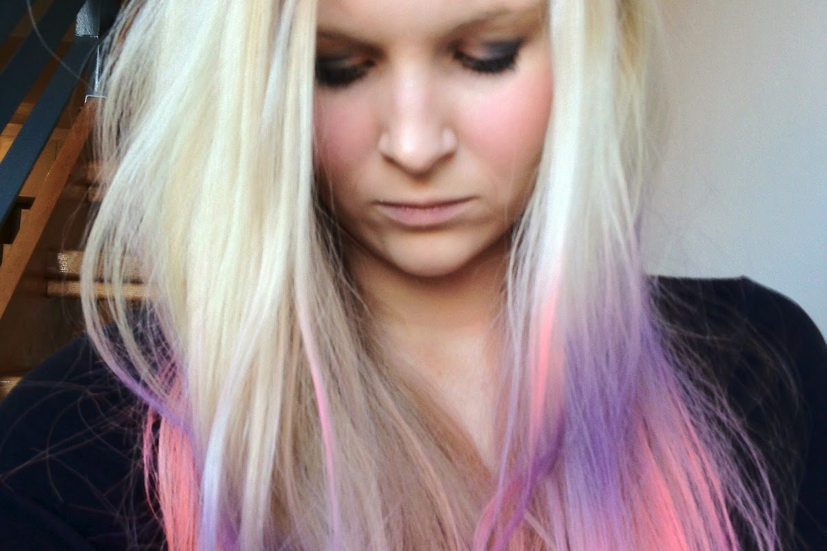 Dip Dye Hair Extensions A How To Guide Kudu Hair Extensions