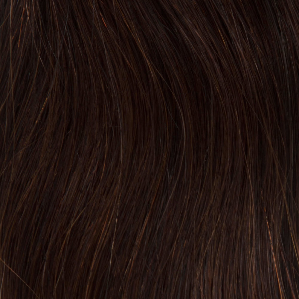 Dark Brown Clip In Har Colour 2