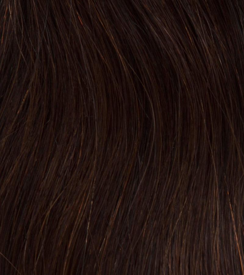 Dark Brown Clip In Har Colour 2
