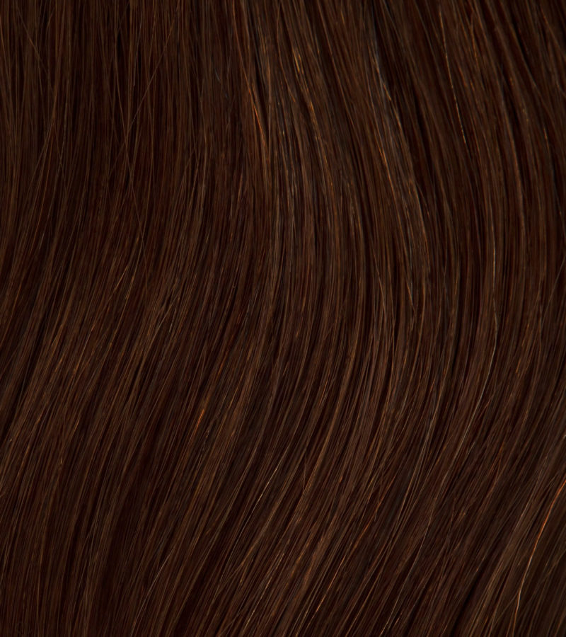 Chocolate Brown Clip In Hair Extension Colour 4