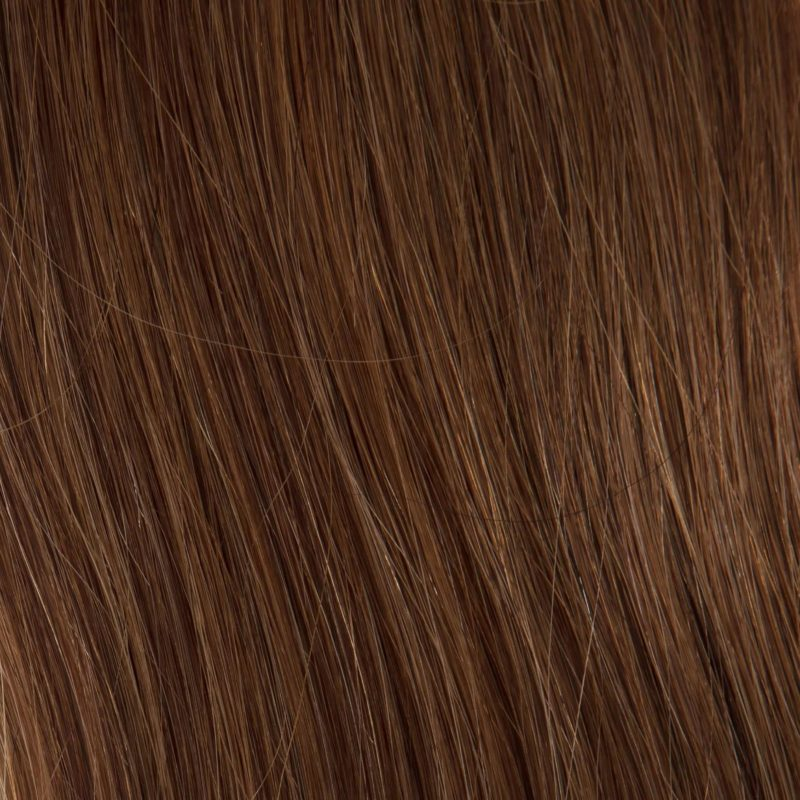 Ash Brown Clip In Hair Colour 8