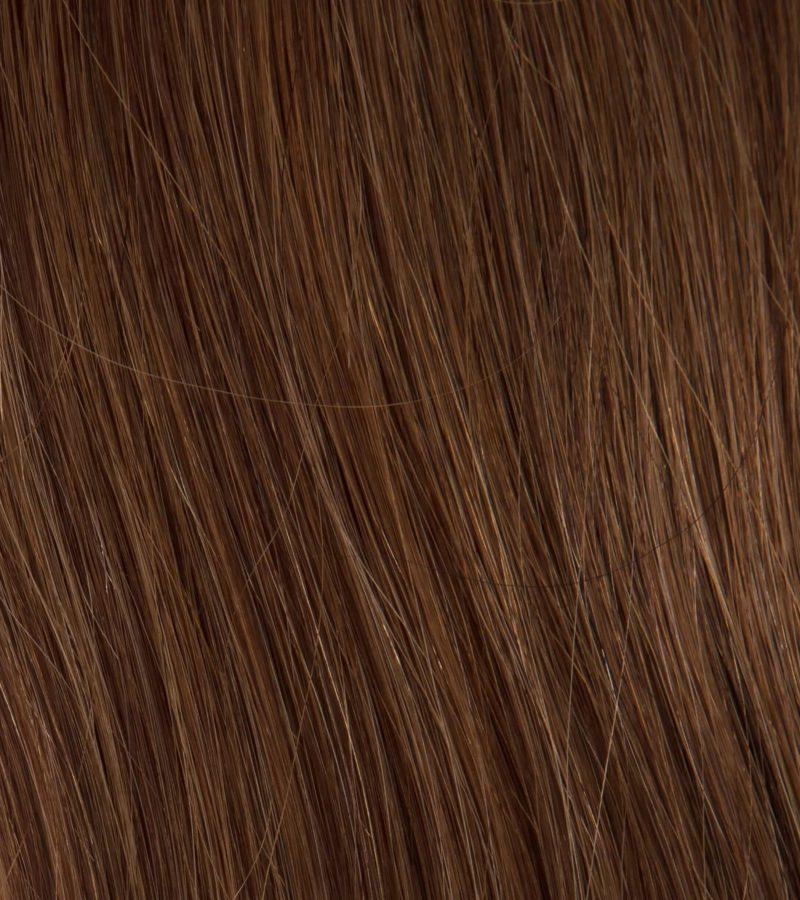 Ash Brown Clip In Hair Colour 8