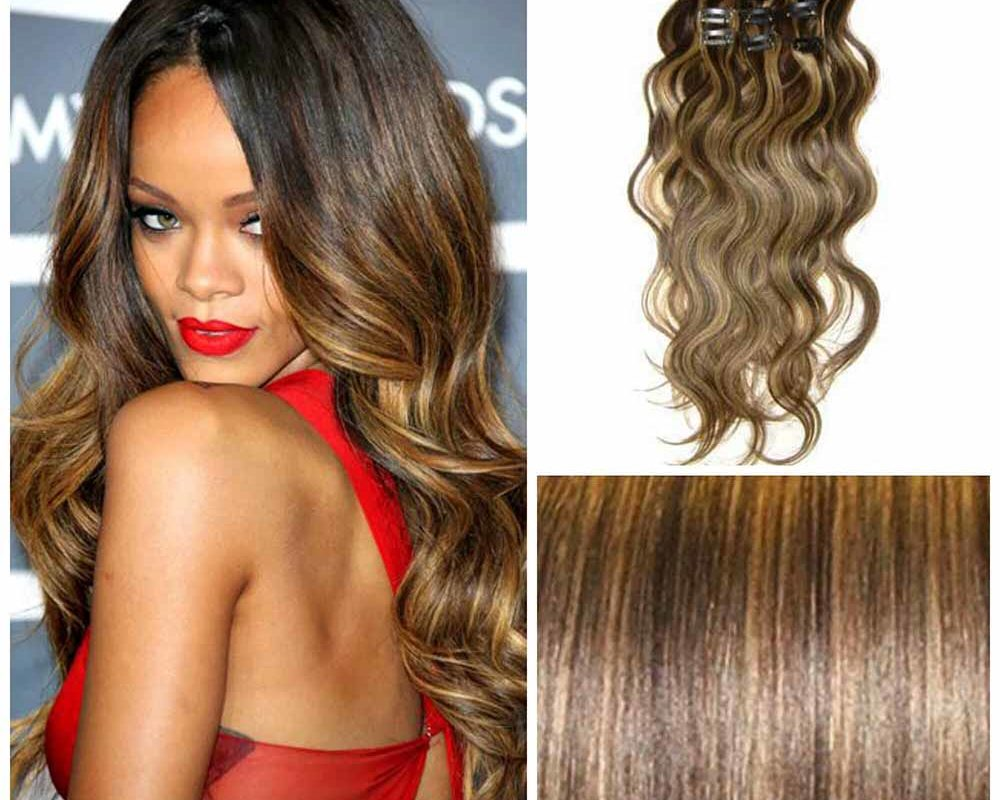 Types Of Hair Extensions Celebrities Use Images Hair Extensions